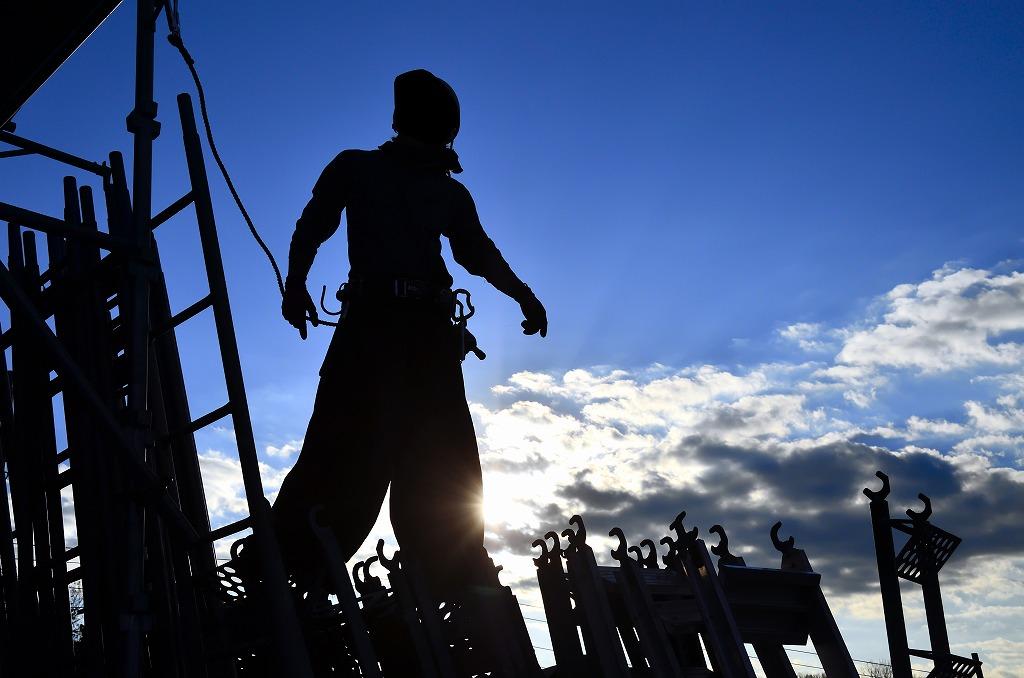 吊り足場の特性とは?